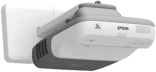 Epson BrightLink 450Wi Projector (Image courtesy Epson)