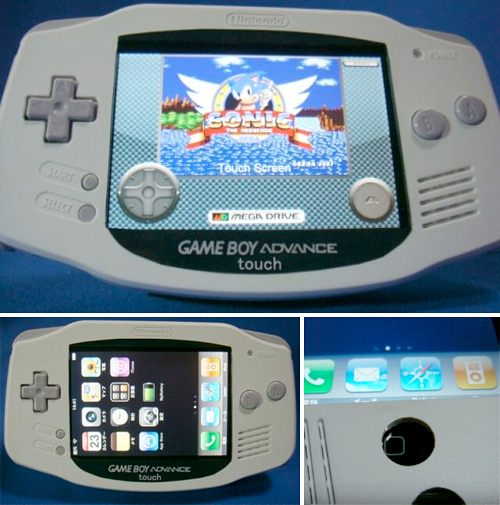 Game Boy Advance iPhone Case (Images courtesy Goteking)
