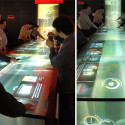 [CES 2010] Kodak's Giant Multi-touch River Of Products