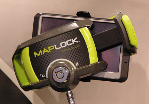Maplock GPS Anti-Theft Device (Image property OhGizmo!)