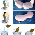Pee Without Noise Stool – Yeah, Apparently This Is Real