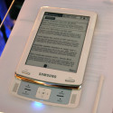 [CES 2010] Hey Look! Samsung's Got An E-Book Now Too!