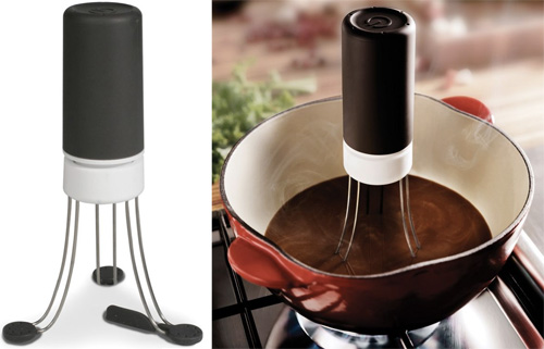 The Autonomous Saucier (Images courtesy Hammacher Schlemmer)