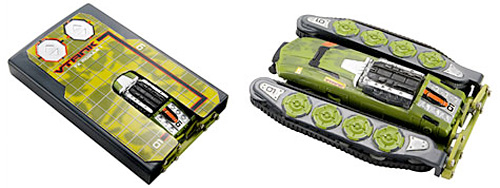 Hot Wheels Stealth Rides (Image courtesy Mattel)