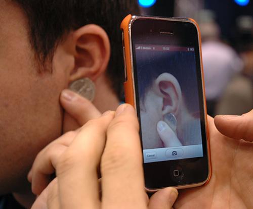 Yurbuds Earbud Enhancers (Image property OhGizmo!)
