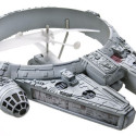 Hasbro Delivers A Flying Millennium Falcon