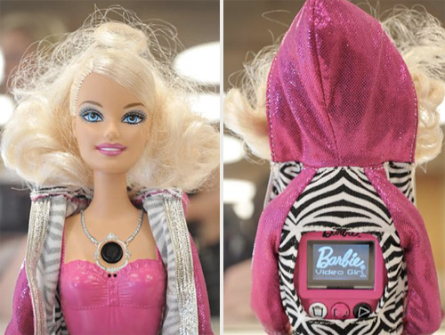 Barbie Video Girl (Image courtesy European Press Photo Agency)