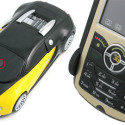 $200 'Bugatty' Car-Shaped Cellphone