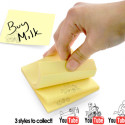 Flip Book Sticky Notes