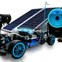 Hydrogen Fuel Cell Vehicles Start Small With R/C Cars
