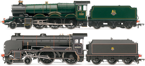 Hornby Model Trains (Images courtesy Hornby)