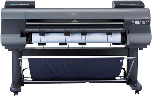 imagePROGRAF Printer (Image courtesy Canon)
