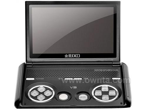 JXD V3 Media Player (Image courtesy Ownta.com)