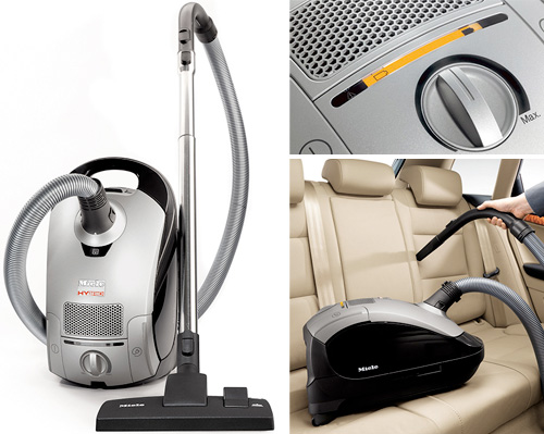 Miele Hybrid (Images courtesy Miele)