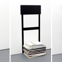 Stack Chair Wall Decal Turns Your Piles Of Crap Into Places To Sit