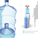 Stackable Water Bottle Concept Seems Too Obvious