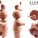 MINDstyle To Produce Vinyl Toys Based On Pixar Short Films