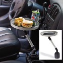 Swivel Car Tray Adds Some Class To Your Drive-Thru Meal