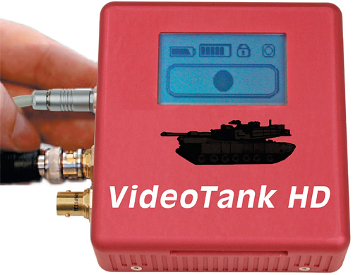 VideoTank HD (Image courtesy DVEO)