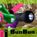 BunBun Eco Light Lets You Twirl Instead Of Cranking To Charge Your Flashlight