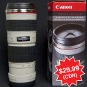 Canon Zoom Lens Thermos – Now Available For Pre-order! (In Canada)