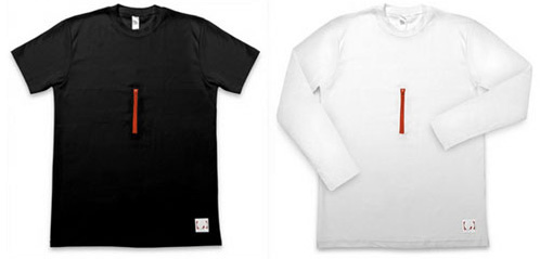 BlackCoat-T iPod Cargo Pocket Tee Shirts (Images courtesy Koyono)