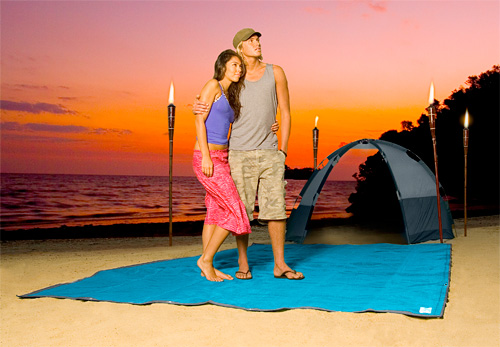 CGear Sand Free Mats (Image courtesy CGear)