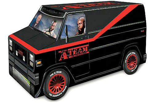 A-Team: The Complete Series (Image courtesy Uncrate)