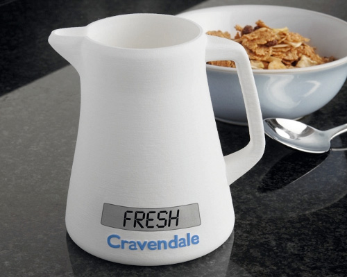 Cravendale Milk Jug (Image courtesy TechChee)