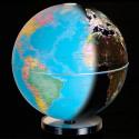 City Lights Desktop Globe