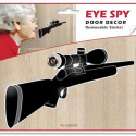 Eye Spy Sniper Rifle Peephole Decal – Your Grandmother Will Love It!