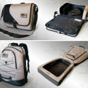 GYST Transition Bags And Packs Provide A Clean Place To Stand And Change