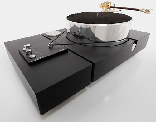 In Unison MK2 Turntable (Image courtesy DaVinciAudio Labs)