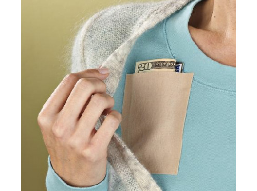Instant Pockets (Image courtesy Solutions)