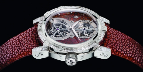 Jurassic Tourbillon (Image courtesy Gizmag)
