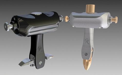Romain Gauthier Mechanical Cufflinks (Image courtesy Gizmag)