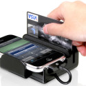 Swipe It Credit Card Reader For The iPhone – Subtlety Be Damned!