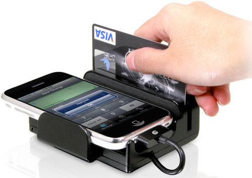 Swipe It Credit Card Reader (Image courtesy Macally)