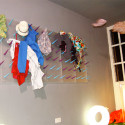 WARDROM Turns Your Dirty Clothing Pile Into Art