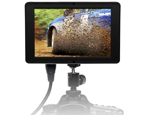 SmallHD DP-SLR Monitor (Image courtesy SmallHD)