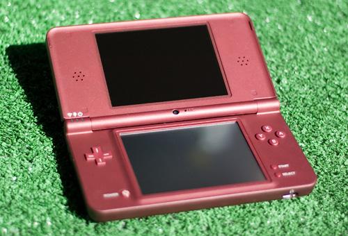 Nintendo DSi XL (Image property OhGizmo!)