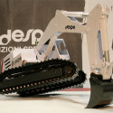 RC Despe EC280MG Excavator Is The Perfect Beach Accessory