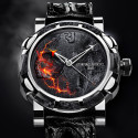 Ok Romain Jerome, Enough Is Enough – Behold Their New 'Eyjafjallajökull-DNA' Watch