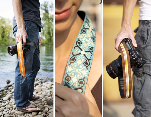 HighKey Camera Straps (Images courtesy HighKey)