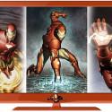 RTC23 Marvel Branded LCD HDTVs