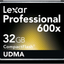 Lexar 600X Compact Flash Cards Now Available