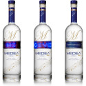 Medea Wraps Their Vodka Bottles With Scrolling Pixel Displays