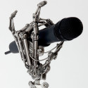 Biomechanical Mic Stand