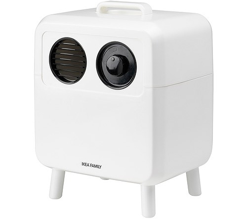 IKEA Patrull Air Purifier (Image courtesy IKEA)