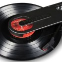 Crosley Revolution Plays Your Vinyl On The Go